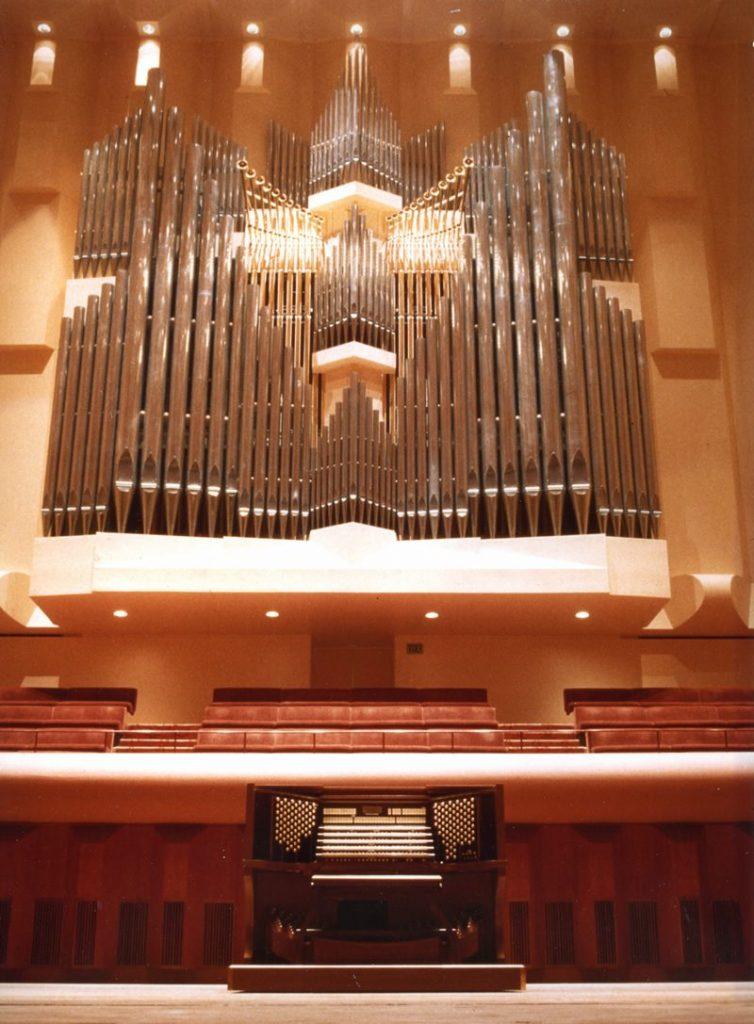 Davies Symphony Hall, San Francisco, California – USA Five-manual organ, 1984