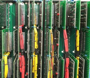 Plug-in modular circuit boards